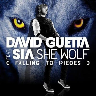 David Guetta Feat. Sia She Wolf Falling To Pieces