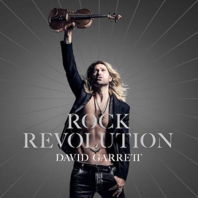 Rock Revolution David Geritt